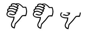 2.5 thumbs